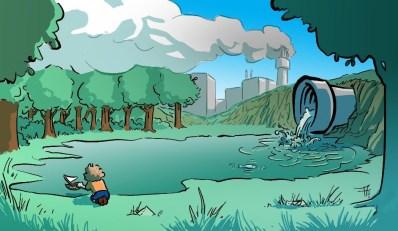 impact pollutions santé enfants - jeune exposé à des polluants
