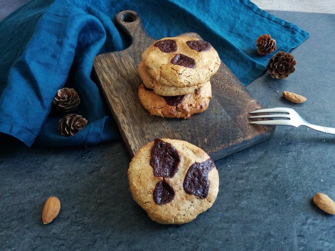 Cookies frangipane IG bas