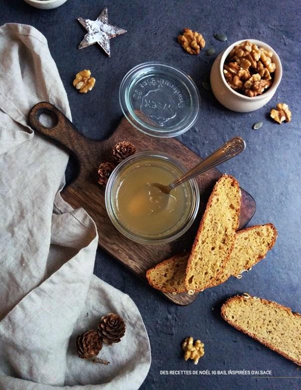 Gelée de poire et vin blanc _ Ebook 30 recettes de Noël à IG bas