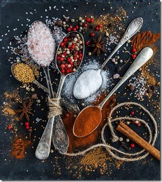 Des épices pour la santé du corps et de l'esprit !