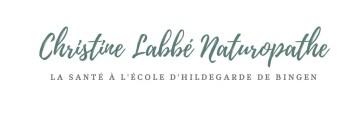 Christine Labbé Naturopathe signature