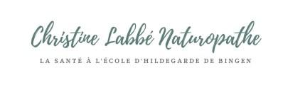 Signature de Christine Labbé Naturopathe