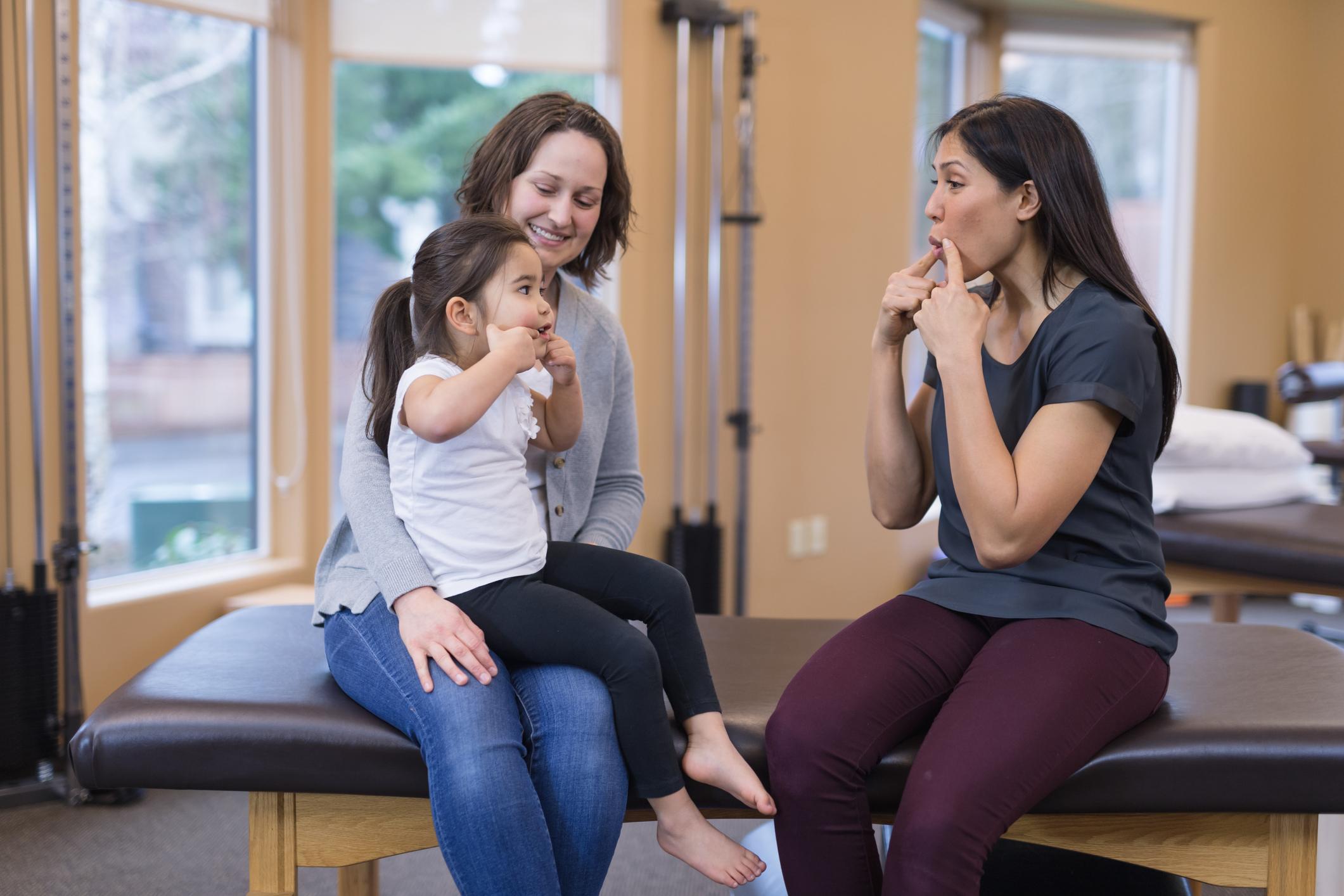 Orthophoniste dyspraxie verbale fiche thérapeutique