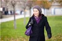 pour éviter le risque d'hypothermie, il convient de se couvrir convenablement.