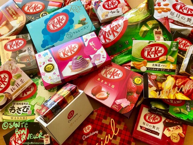 Foodie Travel: Japanese KitKat Kitsch