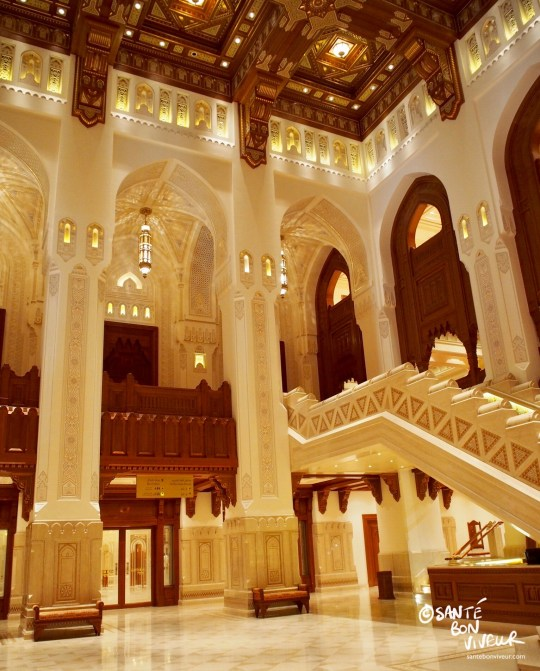 The Royal Opera House, Muscat, Oman