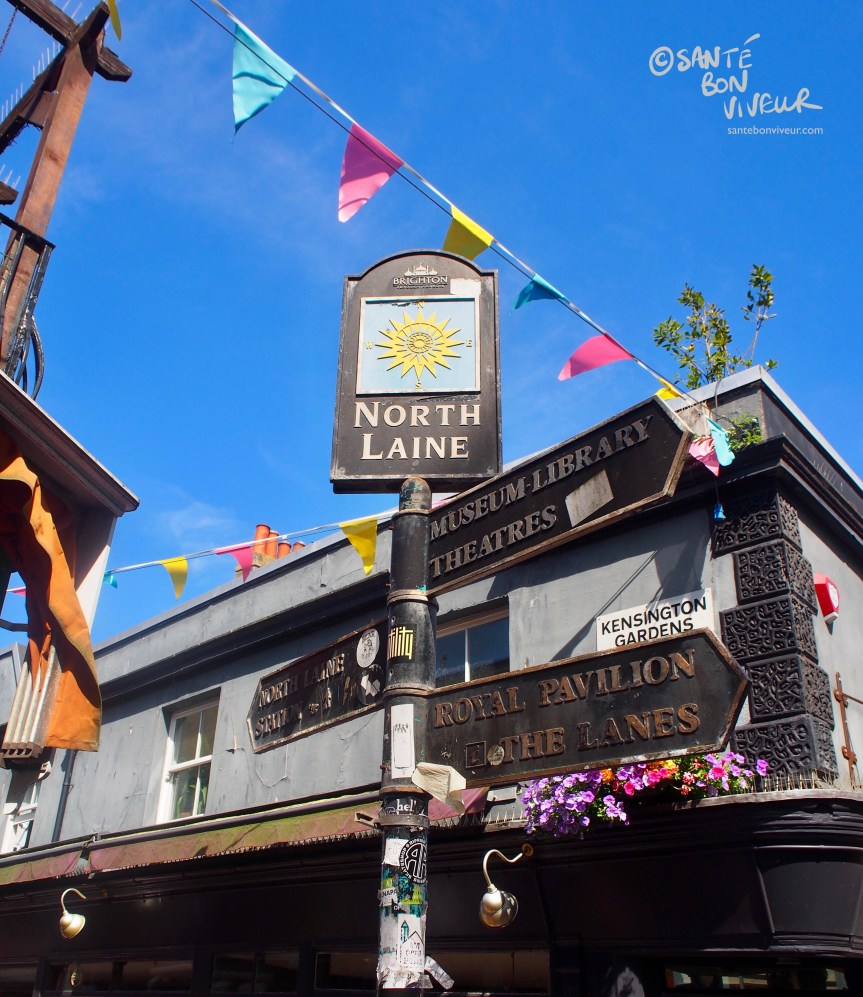 Travel In Pictures Brighton Summer Season: The Lanes & The North Laine