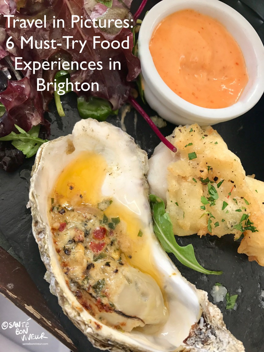 Travel In Pictures: 6 Must-Try Food Experiences in Brighton