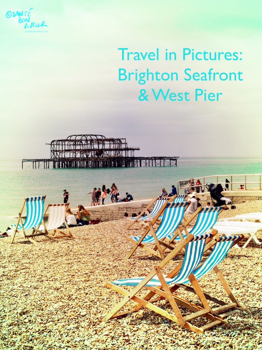 Travel In Pictures Summer Season: Brighton Seafront & West Pier