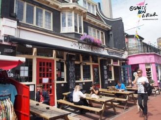 The White Rabbit is another great North Laine pub