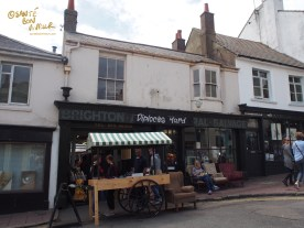 Have a good old rummage around the flea markets at Diplocks Yard in North Road - and Brighton Farmers Market is here too