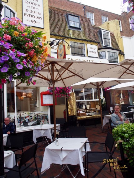English's traditional seafood restaurant has been a familiar Brighton feature for decades