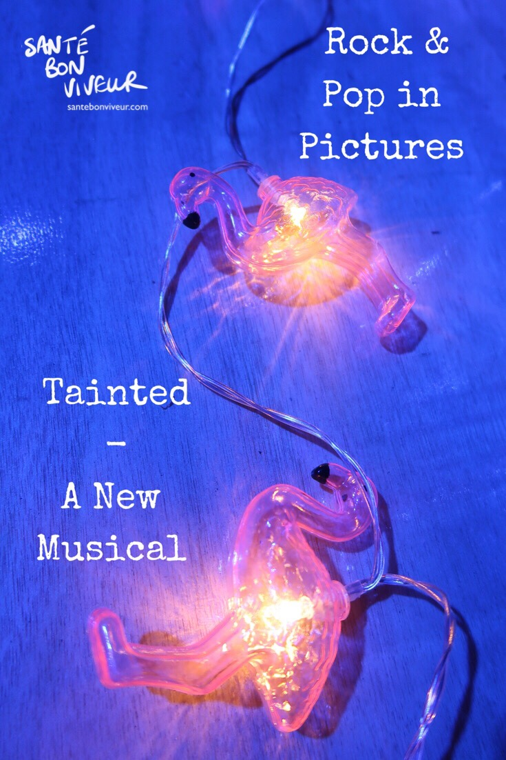 Rock & Pop in Pictures – Tainted – A New Musical