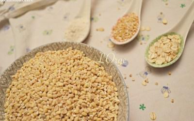 L'Orge…… propriétés et bienfaits…. (recette :  porridge d'orge; la talbina)