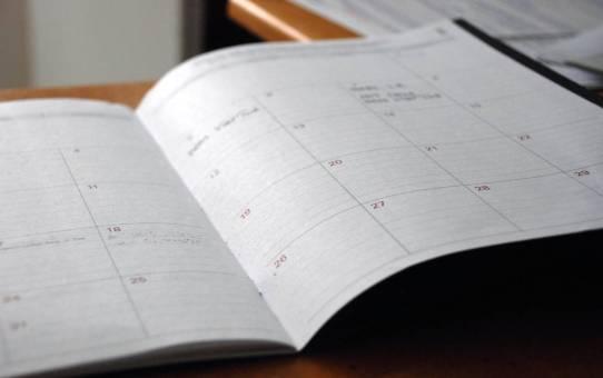 Santee Lodge 2021 Calendar of Events