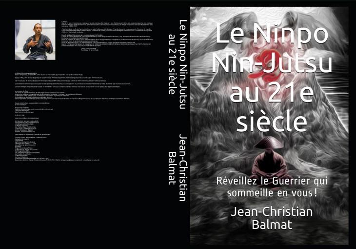 """Couverture du livre """"Le Ninpo Nin-Jutsu au 21e siècle – Réveillez le Guerrier qui sommeille en vous !"""", disponible sur Amazon"""