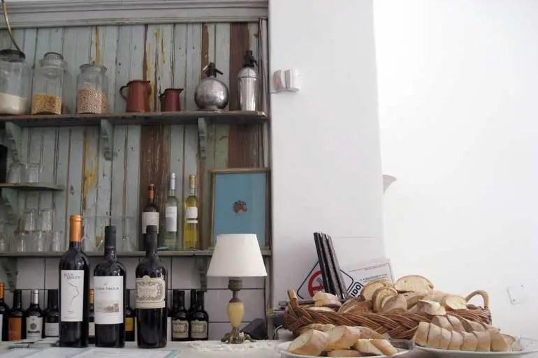 Caseros Bread