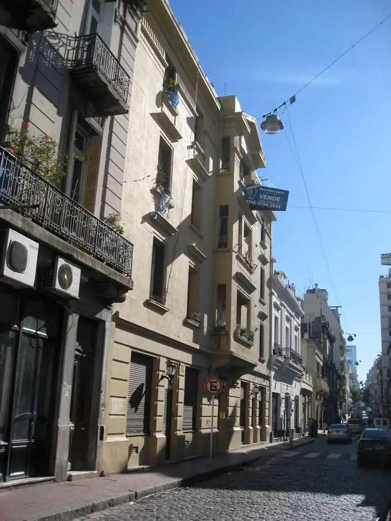 Casa Colectiva Bernardo Rivadavia