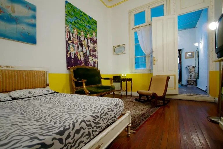 Master Bedroom of The Gallery