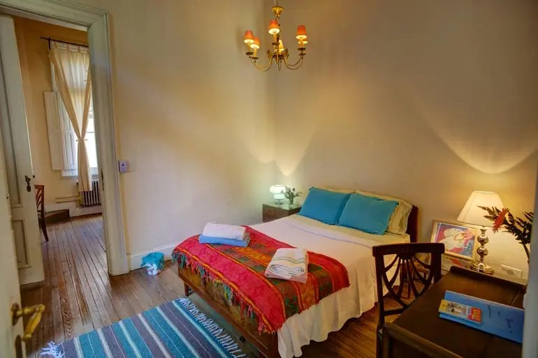 The Piedras Room of The Guesthouse