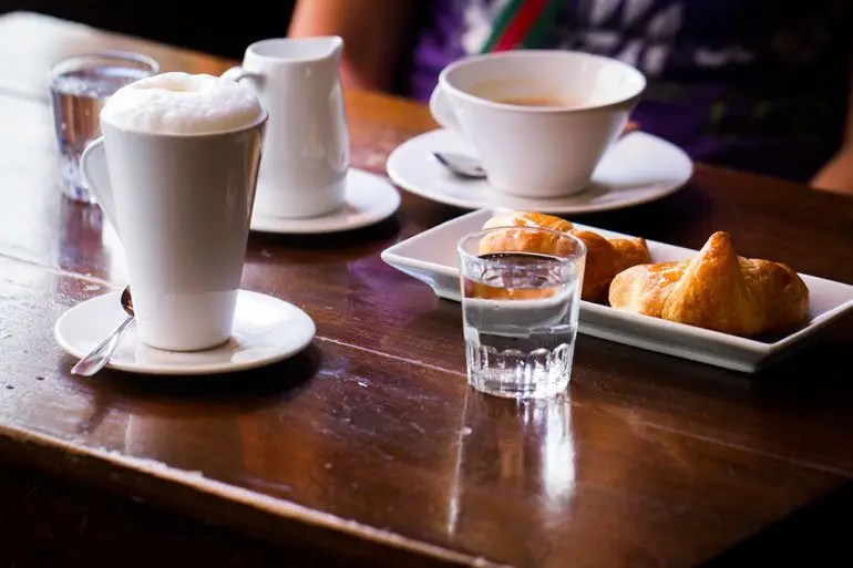 Uruguayan Breakfast