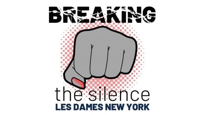 Breaking the Silence logo