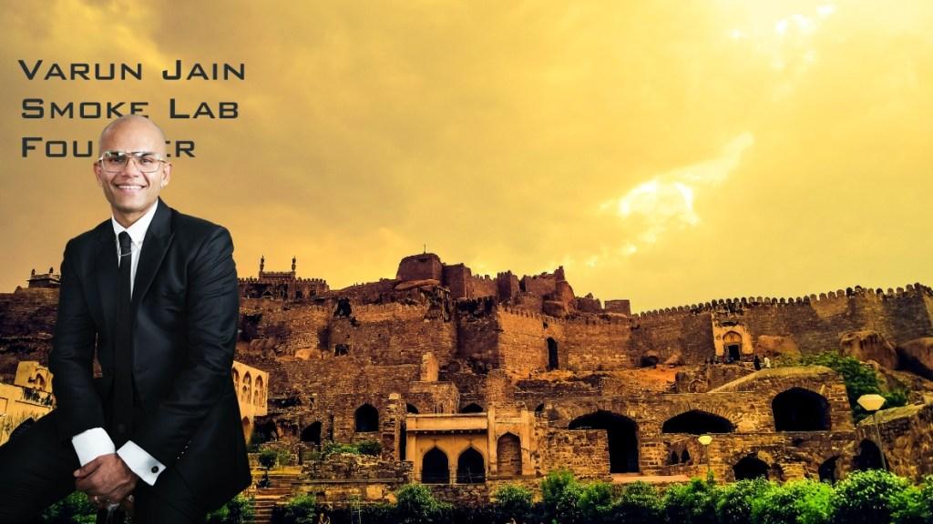 Varun Jain SMOKE LAB Founder & CEO