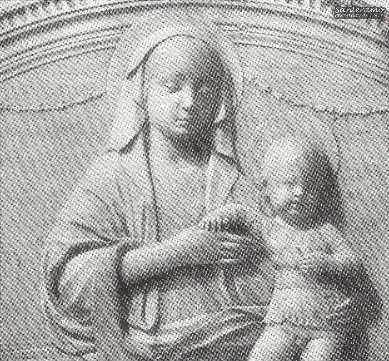 La Madonna col Bambino nella guida del Touring Club