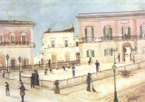 Bartolomeo Paradiso - Municipio di Santeramo