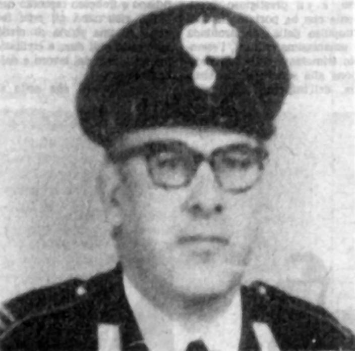 Vincenzo Ranieri, il maresciallo buono