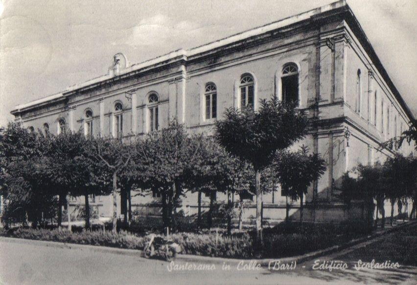 """L'edificio scolastico Umberto 1° o """"Ateneo"""""""
