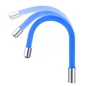 Носик гибкий  W01 для корпуса (F-4053,4153,4253) синий  (30)