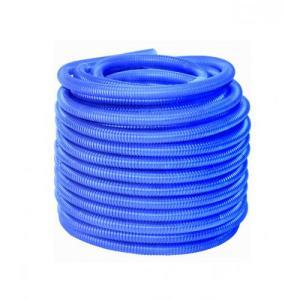 Шланг гофрированный в бухте 50м (синий) 32mm