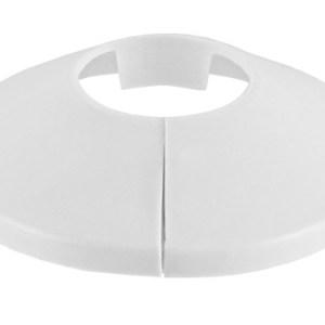 Отражатель разъемный 1/2″ белый пластик ST132P12