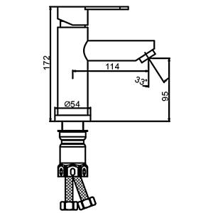 Frap F-10801 (тюльпан)  10шт