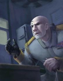 Captain - Jeff Porter
