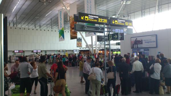 Santiago acumula 1.801.817 pasajeros lo que va de año y pierde un 2,4% de su pasaje en Octubre