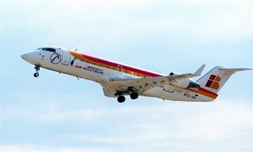 Air Nostrum mantendrá sus vuelos directos entre Santiago y Tenerife Norte también en invierno