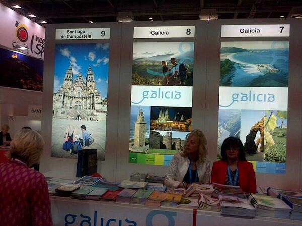 Turismo de Santiago abarca nuevos mercados como Polonia, Rusia o Japón en la WTM 2013 de Londres