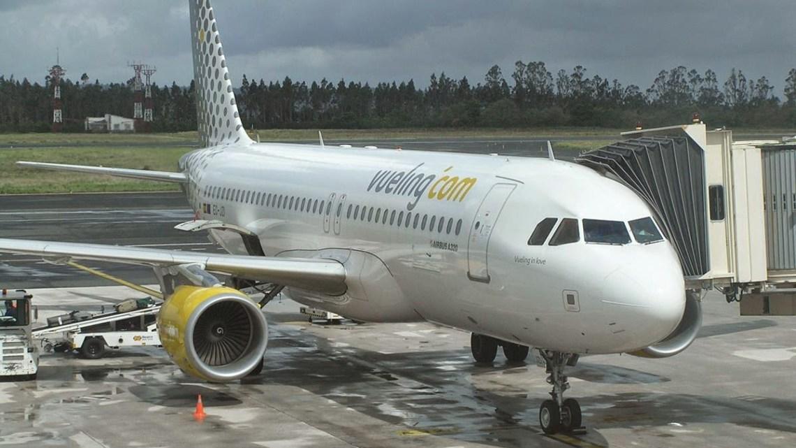 Vueling conectará Santiago de Compostela y Bilbao en vuelo directo desde el próximo 22 de Junio