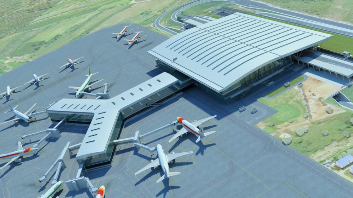 Lavacolla rediseña la plataforma de aeronaves