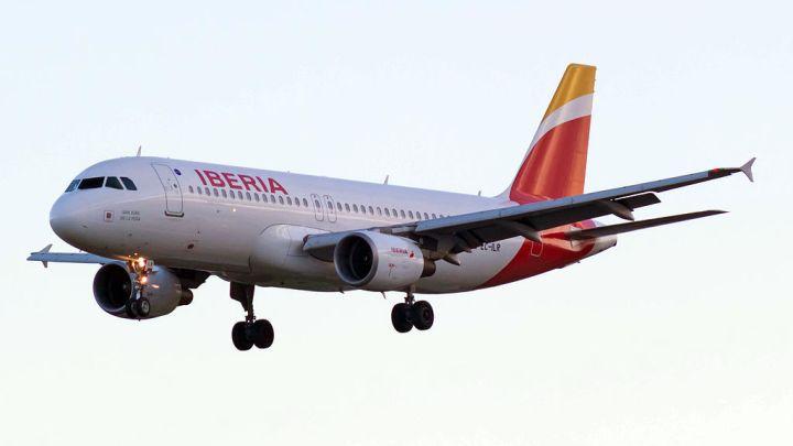 Iberia pisa el acelerador en la ruta Santiago – Madrid