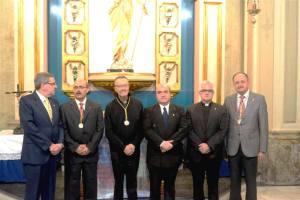 Hermanamiento con la Agrupación de la Aparición a los Discípulos de Emaús