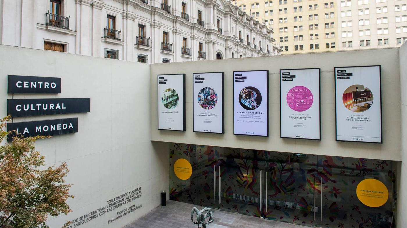 Centro Cultural Palacio La Moneda | SantiagoDoChile.com
