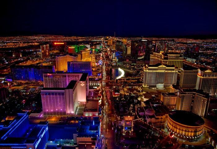 Living in Las Vegas - The Strip