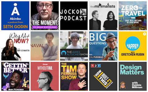 Best Motivational Podcasts (Thumbnail)
