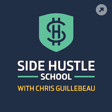 Business Podcasts - Side Hustle School