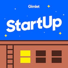 Business Podcasts - StartUp