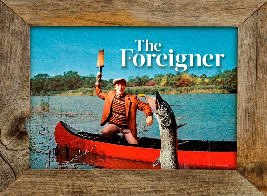 The Foreigner by Larry Shue performed by Santiago Stage