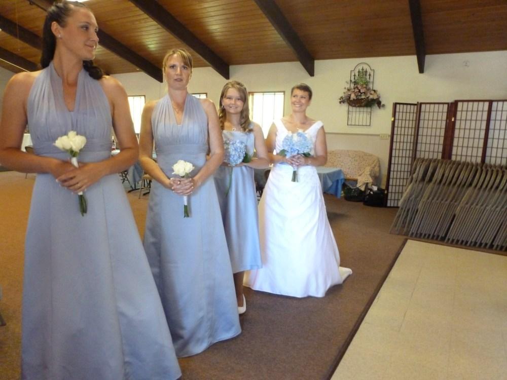 William & Liz's Wedding Day (1/6)